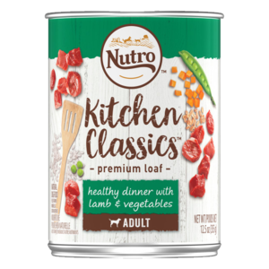 Nutro Kitchen Classics Premium Loaf Lamb & Vegetables For Adult Dogs