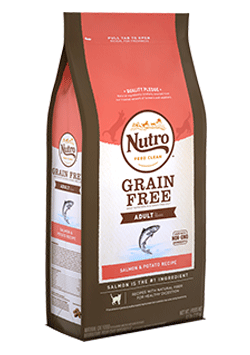 Nutro Grain Free Adult Salmon & Potato Recipe