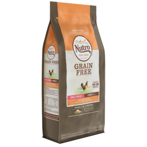 Nutro Grain Free Chicken, Lentils & Sweet Potato Recipe For Small Breed Adult Dogs