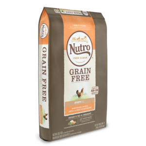 Nutro Grain Free Chicken, Lentils & Sweet Potato Recipe For Puppies