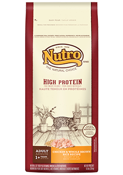 Nutro Adult High Protein Chicken & Whole Brown Rice Recipe