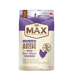 Nutro Max Large Breed Adult Recipe With Chicken