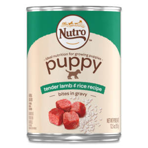 Nutro Puppy Bites In Gravy Tender Lamb & Rice Recipe