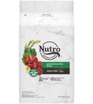Nutro Wholesome Essentials Lamb & Rice Recipe For Adult Dogs