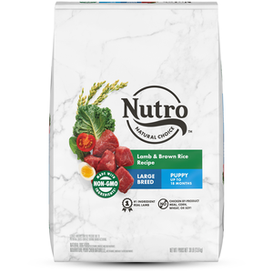 Nutro Wholesome Essentials Lamb & Rice Recipe For Large Breed Puppies