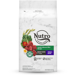 Nutro Wholesome Essentials Small Bites Lamb & Rice Recipe For Adult Dogs