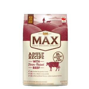 Nutro Max Adult Recipe With Beef