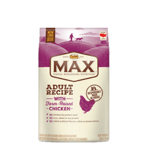 Nutro Max Adult Recipe With Chicken