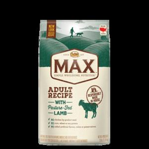 Nutro Max Adult Recipe With Lamb