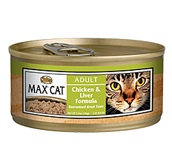 Nutro Max Chicken & Liver Formula For Adult Cats