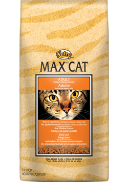 Nutro Max Roasted Chicken Flavor For Adult Cats