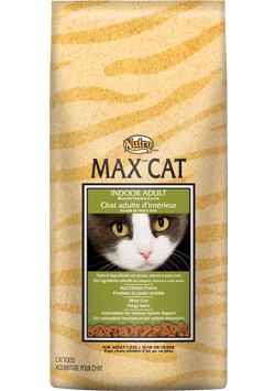 Nutro Max Roasted Chicken Flavor For Indoor Adult Cats