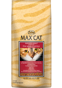 Nutro Max Salmon Flavor For Indoor Adult Cats