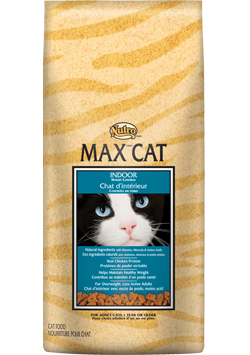 Nutro Max Weight Control For Indoor Cats