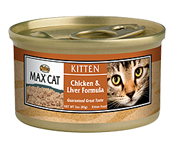 Nutro Max Chicken & Liver Formula For Kittens