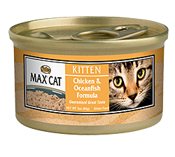 Nutro Max Chicken & Oceanfish Formula For Kittens
