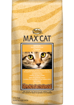 Nutro Max Roasted Chicken Flavor For Kittens