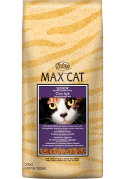 Nutro Max Roasted Chicken Flavor For Senior Cats