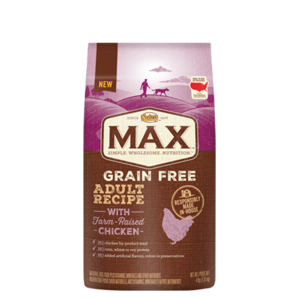 Nutro Max Grain Free Adult Recipe With Chicken