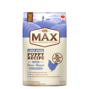 Nutro Max Large Breed Puppy Recipe With Chicken