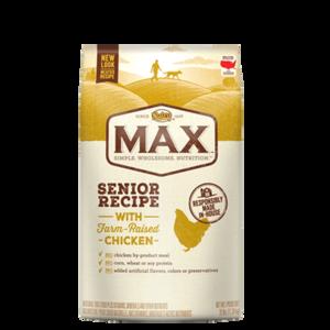 Nutro Max Senior Recipe With Chicken