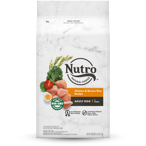 Nutro Wholesome Essentials Chicken, Brown Rice & Sweet Potato Recipe For Adult Dogs