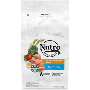 Nutro Wholesome Essentials Chicken, Brown Rice & Sweet Potato Recipe For Puppies