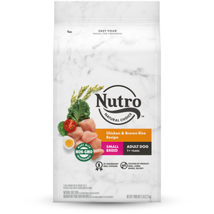 Nutro Wholesome Essentials Chicken, Brown Rice & Sweet Potato Recipe For Small Breed Adult Dogs
