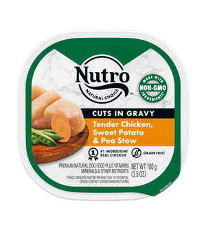 Nutro Petite Eats Chef Inspired Chicken Entree For Adult Dogs