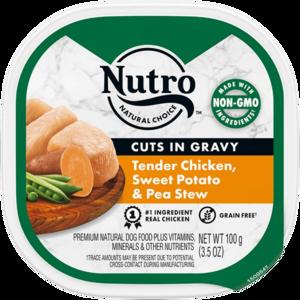 Nutro Cuts In Gravy Tender Chicken Stew