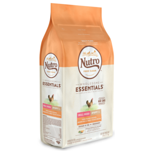 Nutro Wholesome Essentials Chicken, Brown Rice & Sweet Potato Recipe For Small Breed Puppies