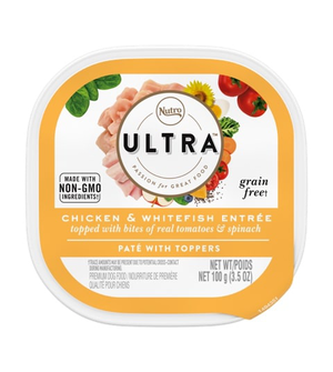 Nutro Ultra Antioxidant Boost Chicken Pate