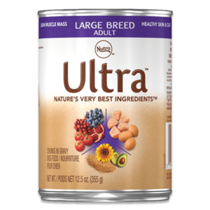 Nutro Ultra Large Breed Adult Canned Dog Food