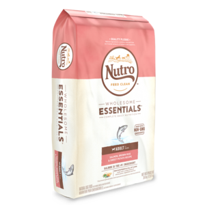 Nutro Wholesome Essentials Salmon, Brown Rice & Sweet Potato Recipe For Adult Dogs