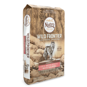 Nutro Wild Frontier Cold Water Recipe For Adult Dogs