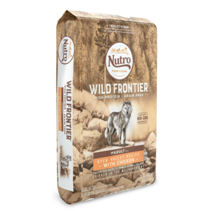 Nutro Wild Frontier Open Valley Recipe For Adult Dogs