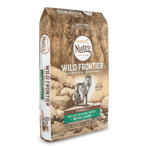Nutro Wild Frontier Rolling Meadows Recipe For Adult Dogs