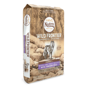 Nutro Wild Frontier Woodland Trail Recipe For Adult Dogs