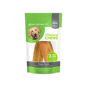 Only Natural Pet All Natural Chews Cheesy Chews