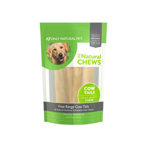 Only Natural Pet All Natural Chews Free Range Cow Tails