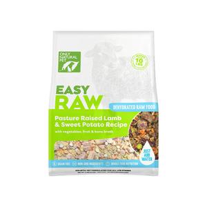 Only Natural Pet EasyRaw Lamb & Sweet Potato Dog Food