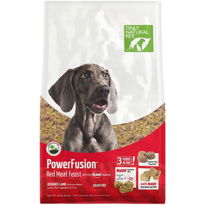 Only Natural Pet PowerFusion Red Meat Feast Dog Food