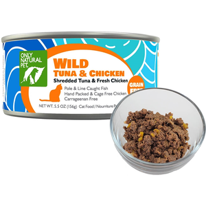 Dry Cat Food Tuna Rated