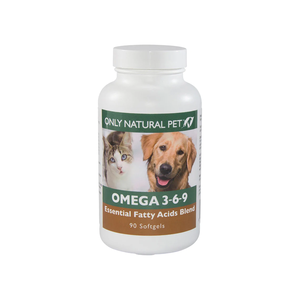 Only Natural Pet Supplements Omega 3-6-9 (Essential Fatty Acids Blend)