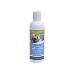Only Natural Pet Supplements Pure Icelandic Salmon Oil
