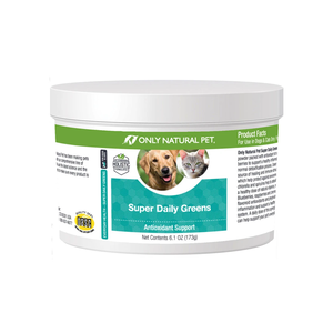 Only Natural Pet Supplements Super Daily Greens (Antioxidant Support)