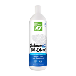 Only Natural Pet Supplements Wild Alaskan Salmon Oil