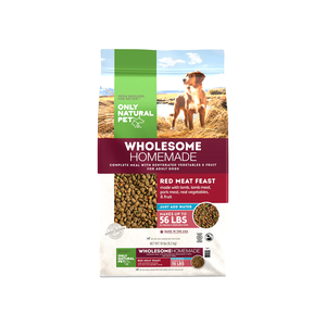 Only Natural Pet Wholesome Homemade Red Meat Recipe
