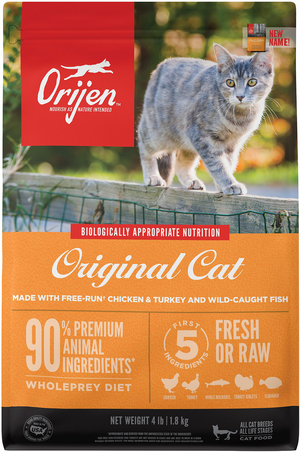 Orijen Dry Cat Food Cat & Kitten