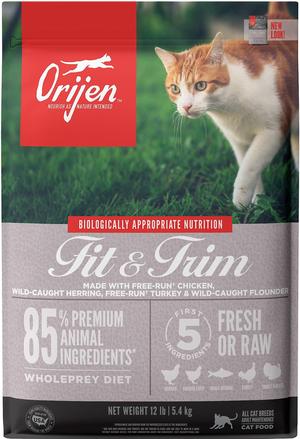 Orijen Dry Cat Food Fit & Trim
